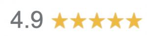 google rating for Sahar Life Mentor